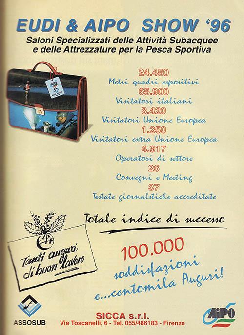 5° edizione: 1996 | Bologna
