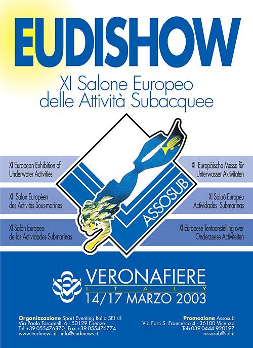 11° edizione: 2003 | Verona