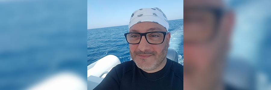 Paolo De Vizzi e il mare senza limiti