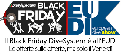 Black friday divesystem