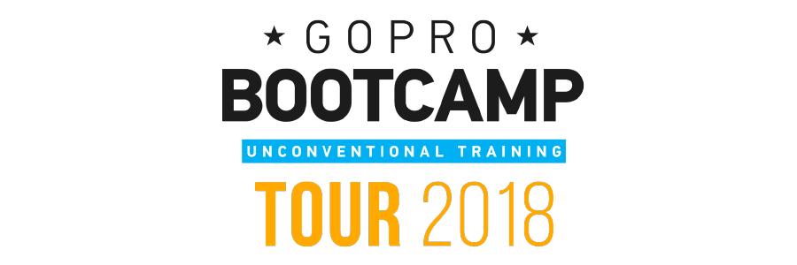 Torna il GoPro Bootcamp: novità e location mozzafiato per il Tour 2018