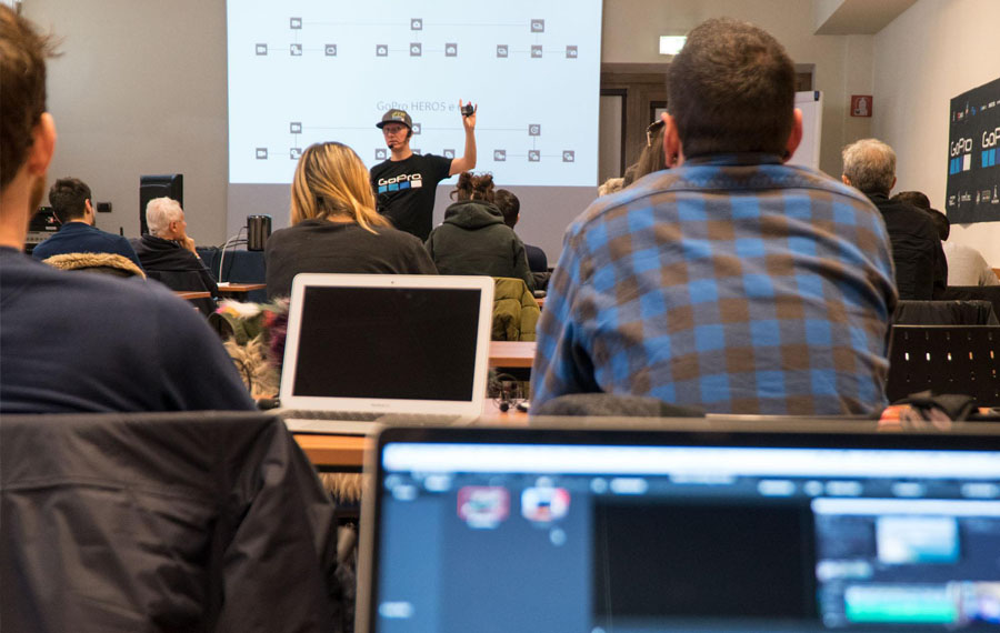 GoPro Bootcamp, continua il Tour 2018 tra editing e location mozzafiato
