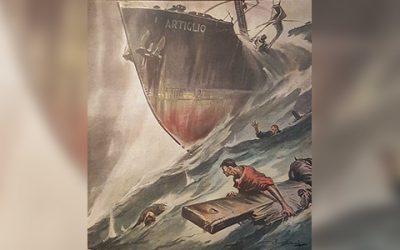 Affondamento della Nave Artiglio