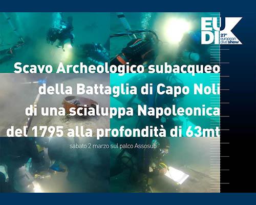 Scavo Archeologico subacqueo