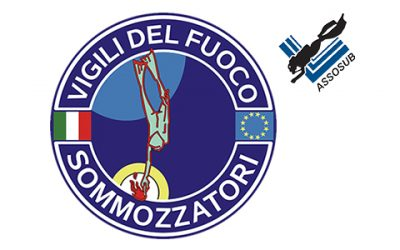 """Eudi Show 2019 festeggia e premia i Nuclei Sommozzatori dei VVFF con l'assegnazione """"AWARD"""" Assosub"""