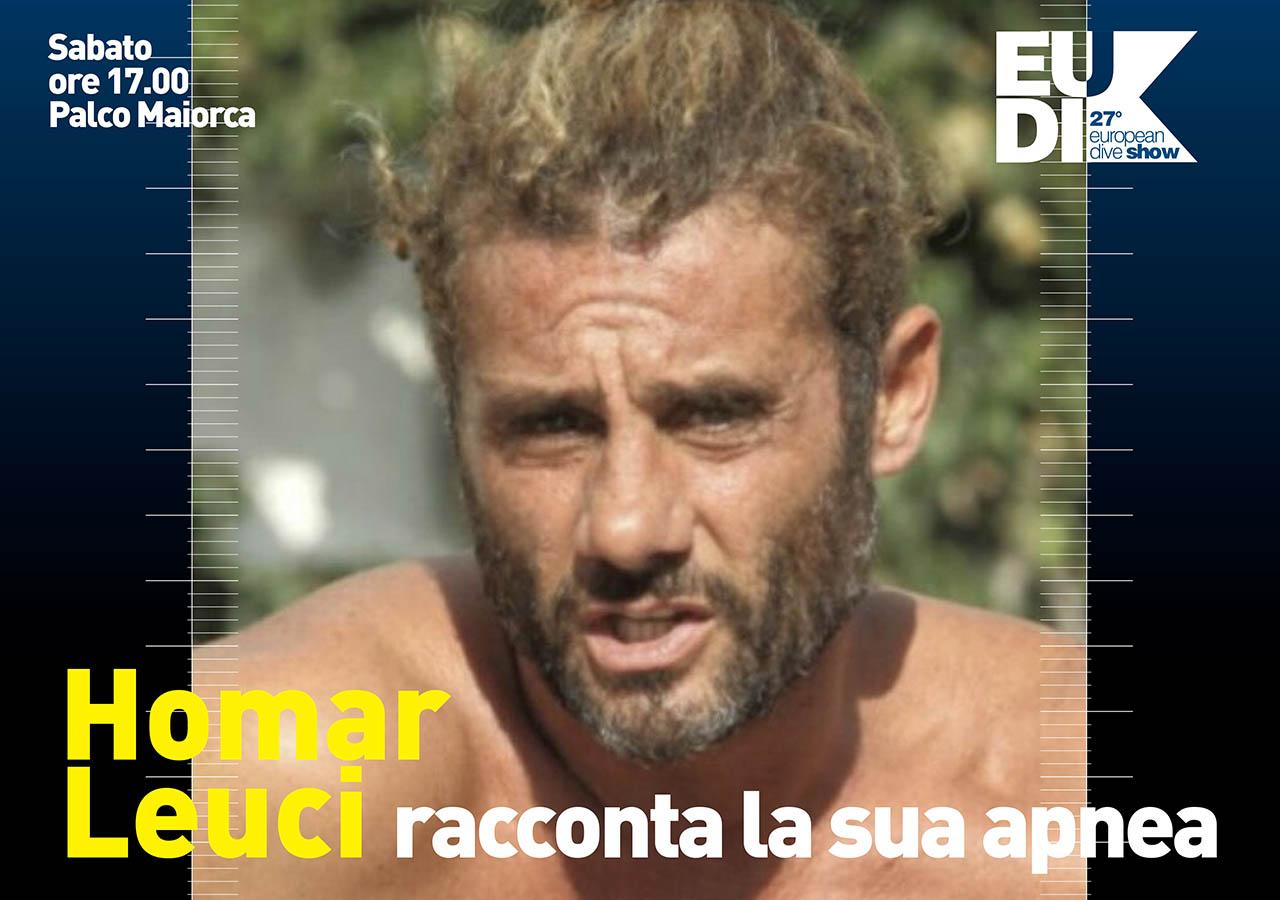Homar Leuci racconta la sua apnea