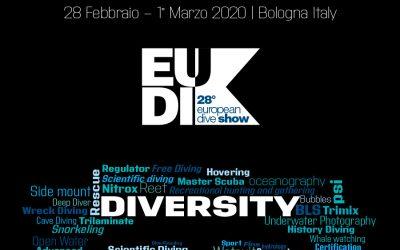 DIVERSITY – Lo slogan di EUDI 2020