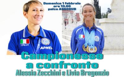 Alessia Zecchini e Livia Bregonzio si raccontano ad Eudi 2020