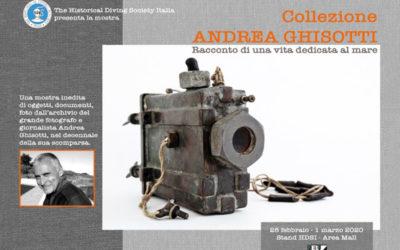Collezione Andrea Ghisotti. Racconto di una vita dedicata al mare
